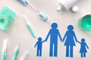 A family dentist can help you and your children have good oral health